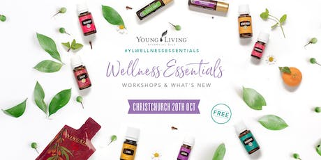 Wellness Essentials and What's New Workshops - Christchurch tickets