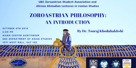 Zoroastrian Philosophy: An Introduction tickets
