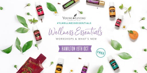 Wellness Essentials and What's New Workshops - Hamilton