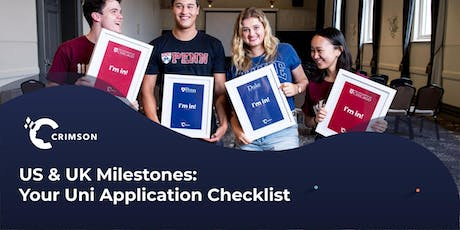 US & UK Milestones: Your University Application Checklist | SG tickets