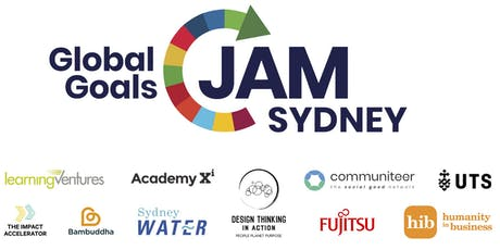 Global Goals Jam Sydney tickets