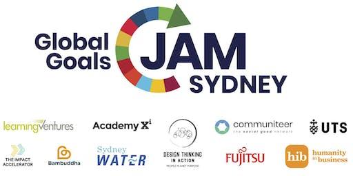 Global Goals Jam Sydney