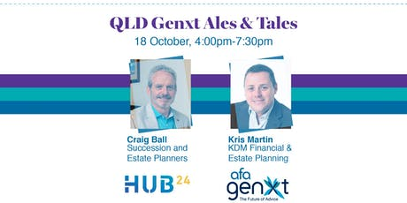 QLD Genxt Ales and Tales tickets