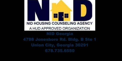 FREE HUD Approved Homebuyers Workshop (Lunch Provided)