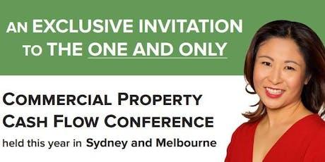 Commercial Property Cash Flow Conference - MELBOURNE tickets