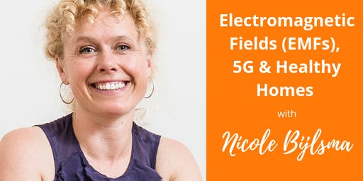EMFs, 5G and Healthy Homes with Nicole Bijlsma