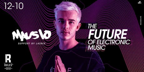Mausio / Future of Electronic Music Tickets