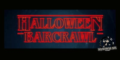 Halloween Bar Crawl - Riverside