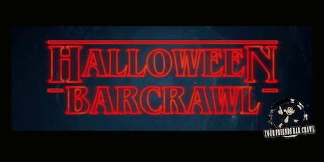 Halloween Bar Crawl - Riverside tickets