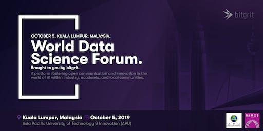World Data Science Forum in Kuala Lumpur, Malaysia