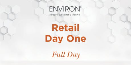 VIC Environ Education : Day 1 - Retail billets