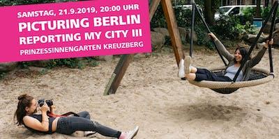 Fotoprojekt Picturing Berlin III - Abschlussveranstaltung