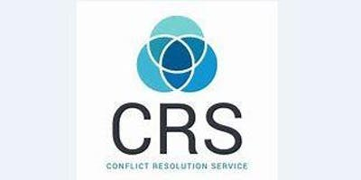 Introduction to Conflict Resolution Service (Adults 16+) (Woden Library)