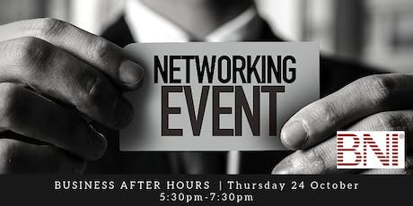 Business After Hours hosted by BNI Wagga tickets