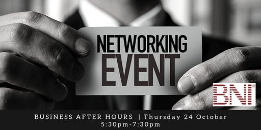Business After Hours hosted by BNI Wagga