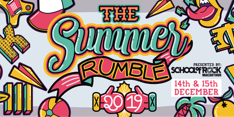 The Summer Rumble 2019 tickets
