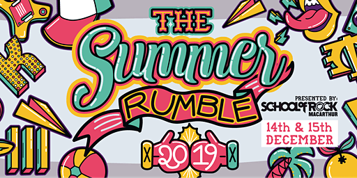 The Summer Rumble 2019