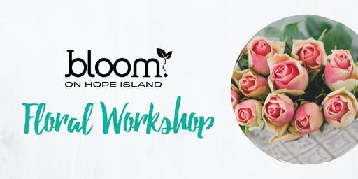 Spring Flower Posy Box Workshop