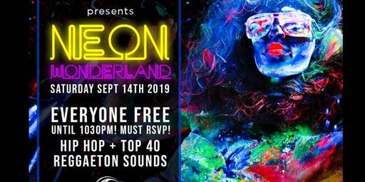Club Dv8: Neon Wonderland