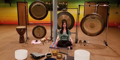 Gong + Bowl Meditation - Sacred Sound Journey!