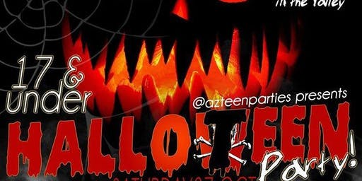 #HallowTeen Costume Party
