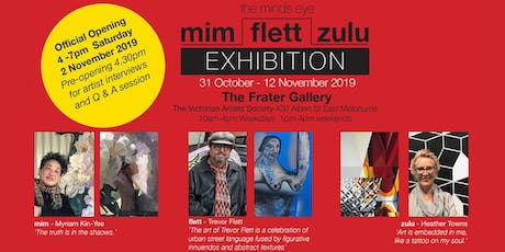 The Minds Eye Exhibition tickets