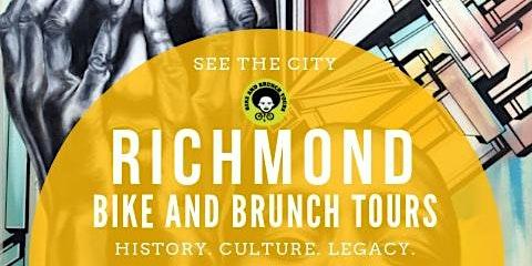 Bike & Brunch Tours: RVA Mural Bike Tour