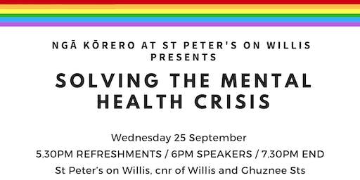 Ngā Kōrero: Solving the mental health crisis