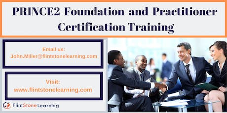 PRINCE2® Foundation and Practitioner Certification in Manchester, England tickets