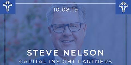 YCP Phoenix - Executive Speaker Series: Steve Nelson tickets