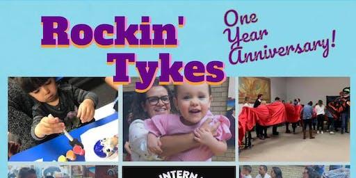 """Rockin' Tykes: """"Happy, Healthy Me!"""""""