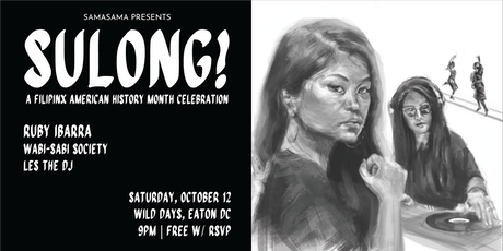 SULONG! A Filipinx American History Month Celebration tickets