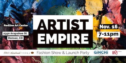 Ginchi Apparel X Artist Empire Fashion Show & Launch Party