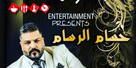 Hussam Al Rassam - Mazagan 51 November 16th tickets