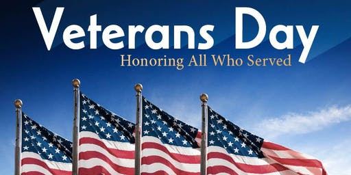 2019 Veterans Day - Day of Service - Boy Scouts of America