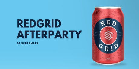 RedGrid Capital Raise Afterparty tickets