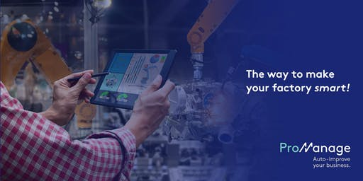 Auto-Improve Your Business Road Map   Endüstri 4.0 Zirvesi   ProManage