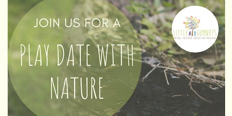 Play date with nature. tickets