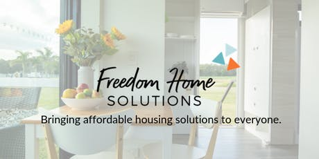 Freedom Home Solutions - Open House tickets