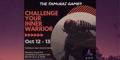 The Samurai Game tickets
