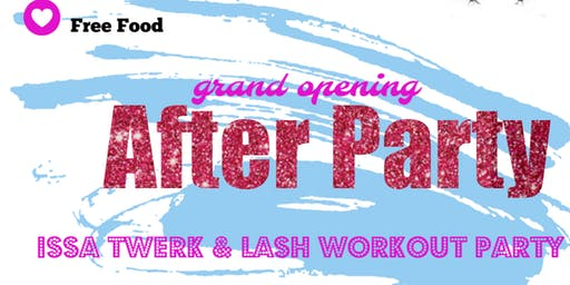 Twerk and Lash Party