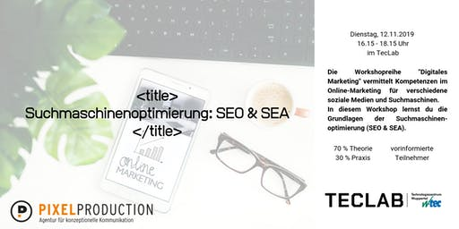 Suchmaschinenoptimierung SEO & SEA