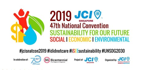 Sustainability for Our Future: Social, Economic and Environmental tickets