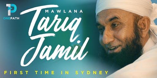 Mawlana Tariq Jamil - Sydney