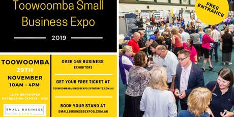 2nd Annual Toowoomba Small Business Expo tickets