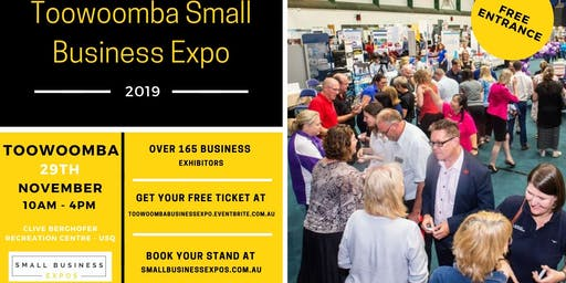 2nd Annual Toowoomba Small Business Expo