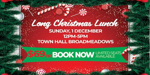 Long Christmas Lunch