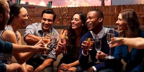 Meet new friends - Ladies & Gents! (25-45) (FREE Drink/Happy Hours) GEN tickets