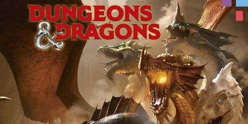 Dungeons and Dragons Night!