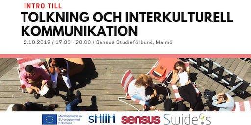 Intro till tolkning och interkulturell kommunikation
